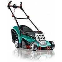Bosch Tondeuse à Gazon Rotak 43 (Bac de Ramassage 50 L, 1 800 W, Système Ergoflex, Largeur de Coupe: 43 Cm, Hauteur de Coupe: 20-70 Mm)