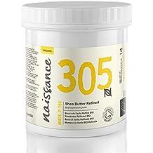 Naissance Refined Shea Butter 250g Certified Organic 100% Pure