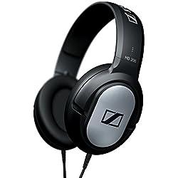 [Cable] Sennheiser HD 206 - Auriculares estéreo, color plata