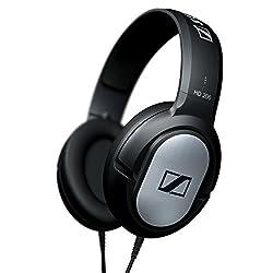 Sennheiser HD 206 507364 Headphones (Silver)