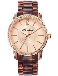 Mark Maddox MP3004-99 - Reloj de cuarzo para mujer, correa de plástico