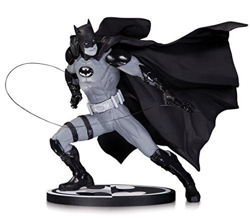 DC Comics Batman Estatua Ivan Reis Negro Blanco