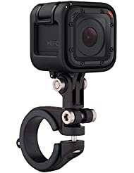 GoPro AMHSM-001 Support de Fixation pour Guidon/Tige de Selle Noir