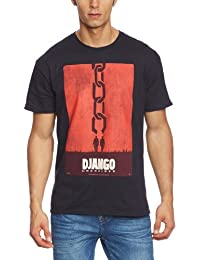 Collector's Mine Django Unchained - Poster - T-shirt - Homme