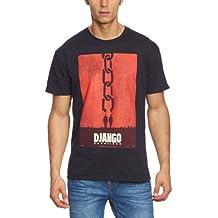 Collectors Mine - Camiseta de Django Unchained con cuello redondo de manga corta para hombre