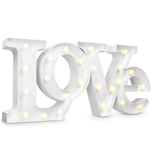 "LED Dekoleuchte ""LOVE"""