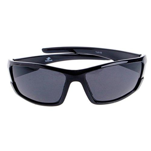 Jiamins Polarisierte Sonnenbrille der Männer, die Radfahrenschutzbrillen-Sport-im Freienfischen-Eyewear fährt