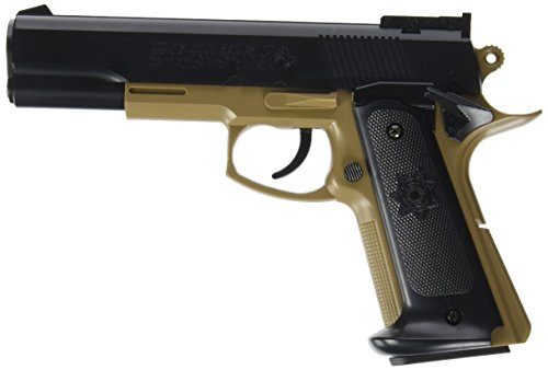 Cybergun Colt MK IV Series 70 Gold Cup National Match Springer 6mm BB Bicolor Gold Cup