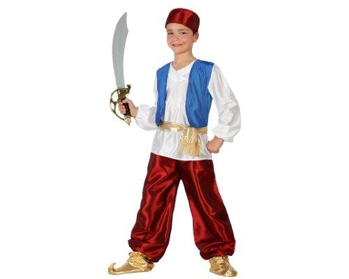 Atosa - Disfraz Árabe, 5 a 6 años (98591)