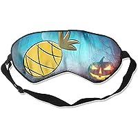 Pineapple Cartoon 99% Eyeshade Blinders Sleeping Eye Patch Eye Mask Blindfold For Travel Insomnia Meditation preisvergleich bei billige-tabletten.eu