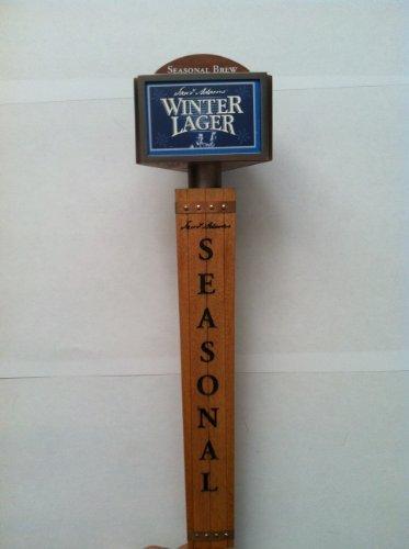 sam-adams-seasonal-beer-tap-handle-w-all-seasonal-cards-by-samuel-adams