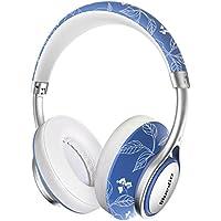 Bluedio A (Air) auriculares inalámbricos Bluetooth ligeros sonido estéreo con micrófono (Chyna)