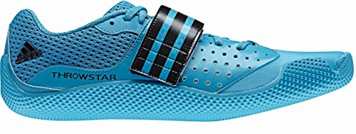adidas, Scarpe da atletica leggera uomo solblu/black1/solblu 14.5