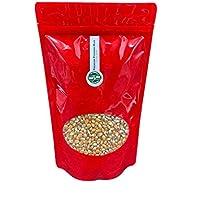 Maiz Palomitas Premium Mushroom Popcorn Kino popcorn 500g XL 1:46 Volumen pop pop premium en bolsa resellable GMO Gratis Palomitas de maíz premium