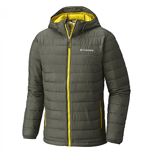 Columbia Powder Lite con cappuccio Gravel