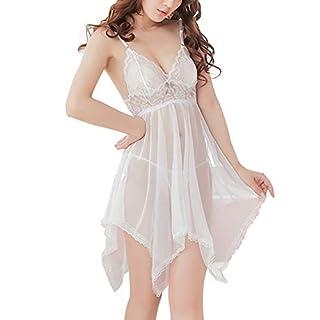 Junjie Mode Sexy Unterwäsche, Blumen Spitze Wäsche Strumpfhosen Bodysuit Gesetzte Unterwäsche Spitze Nachtwäsche Dessous Versuchung Babydoll Unterwäsche Nachthemd Unterwäsche Sexy 2018