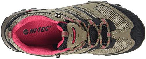 Hi-Tec - Acacia Ii Womens, Scarpe Sportive Outdoor Donna Beige (Taupe/Black/Rose 041)