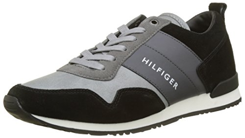 Tommy Hilfiger Iconic Color Mix Runner, Sneakers Basses Homme