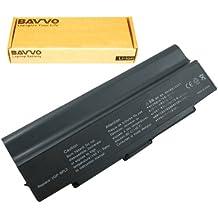 Bavvo Batería de Recambio para SONY VAIO PCG-7Y1M,9 células