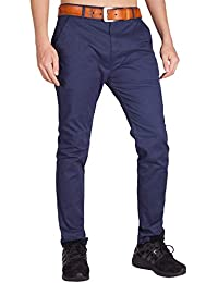 75fcb2a964891 ITALY MORN Homme Casual Chino Business Pantalons Slim Fit