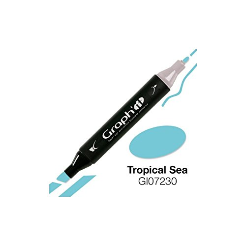 marqueur-a-alcool-graphit-7230-tropical-sea
