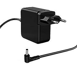 45W Chargeur d'ordinateur portable pour Asus X541 X541S X541SA X541U X541UA X200L X200LA X553 X553M X553MA X553S X553SA X556U X556UA X556 F553 F556 F302 F302L F302LA carnet source de courant