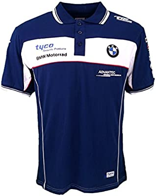 Tyco BMW Superbike British & International Racing camiseta Polo oficial 2016