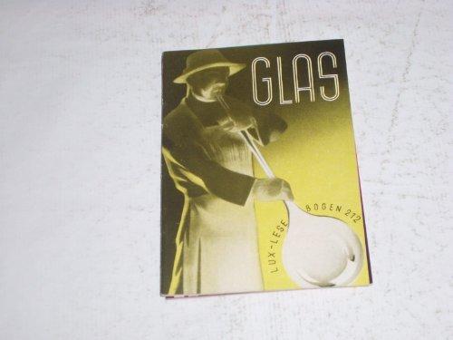 Lux Lesebogen Nr.212 Glas -
