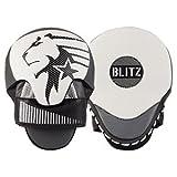 Blitz Born to Fight - Patas de Oso de Boxeo, Color Blanco