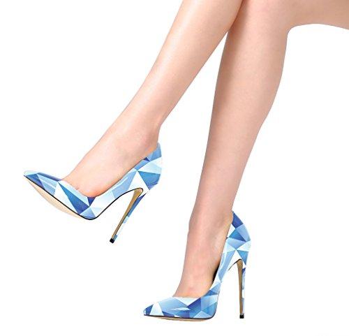 Guoar - Scarpe chiuse Donna A-Traum