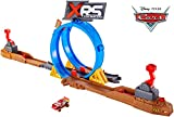 Mattel FYN85 - Disney Cars Xtreme Racing Serie Crash Looping Spielset, Spielzeug ab 4 Jahren