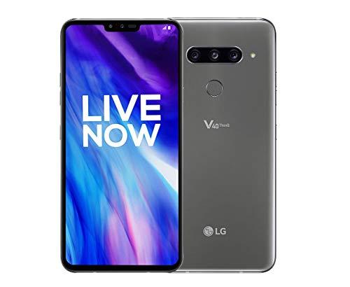 LG V40 ThinQ LM-V405EBW (Grey, 6GB RAM, 128GB Storage)