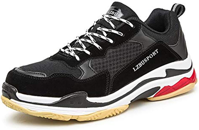7fd408c6acf414 chaussures pour hommes, faible haut baskets, microfibre mesh printemps  automne respirants chaussures de confort, ré tr o formateurs des ...