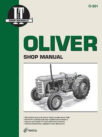 Oliver Shop Manual 0-201