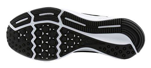 Nike Downshifter 8, Scarpe da Running Uomo Nero (Black/White/Anthracite 001)