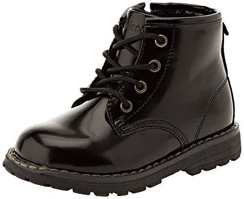Chicco Claus, Chaussures de Gymnastique garçon, Noir (Nero 870), 23 EU
