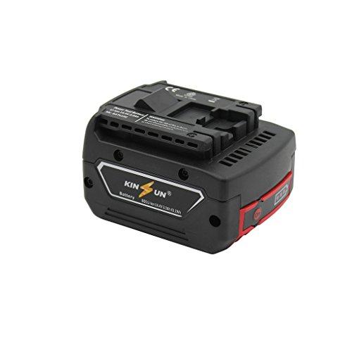 KINSUN Sostituzione Power Tool Batteria 14.4V Li-Ion 3.0Ah Per Bosch