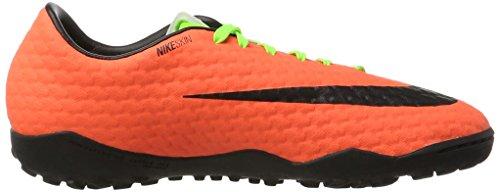Nike Hypervenomx Phelon 3 Tf, Scarpe da Calcio Uomo Verde (Electric Green/black-hyper Orange-volt)