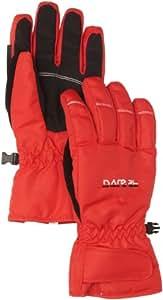 Dare 2b Boy's Stick Up Gloves - Red Alert, Size 4-5
