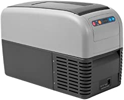 WAECO 9105303455 CoolFreeze CDF 16 Tragbare Kühl und Gefrierbox, 12/24 Volt DC, circa 15 Liter
