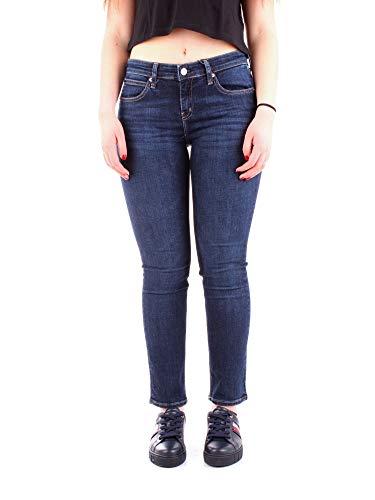 Calvin Klein Jeans J20J210865 022 Body Vaqueros Mujer Denim Medium Blue 27 L30