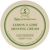 Taylor of Old Bond Street - Crema da barba Limone