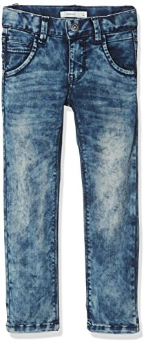 NAME IT Jungen Jeans Nittune Xsl Dnm Pant Nmt Noos, Blau (Dark Blue Denim), 116