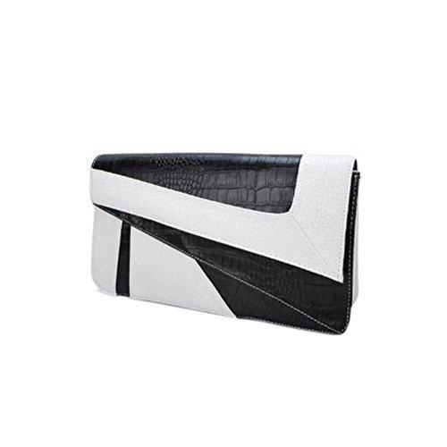 womans-tide-banquet-envelope-handbag-geometric-patterns-black-white-color