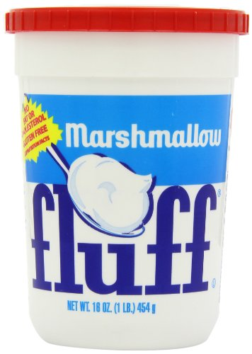 Marshmallow Fluff - Large 454g (Pack of 2) (Farm Fluff)