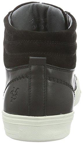 Marc Opolo - Sneakers, Baskets Homme Noir (noir (noir 990))