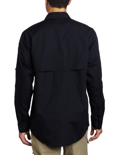 5.11 Herren Langarmshirt TacLite Professional Blau - Dark Navy