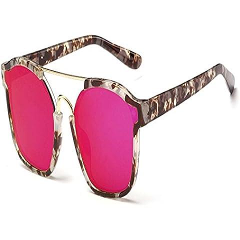 o-c Unisex moda gafas de sol