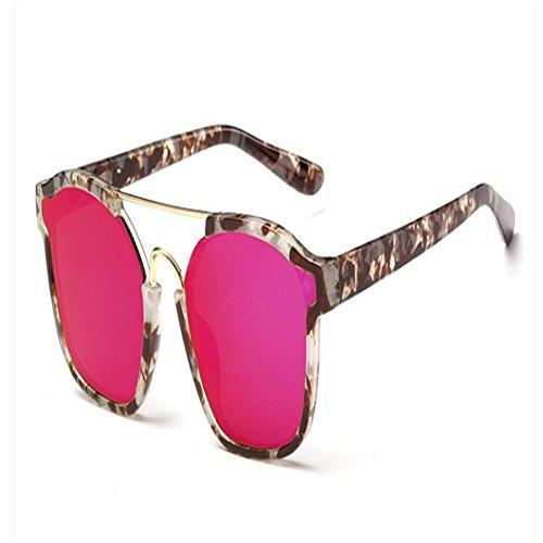 O-C Damen Sonnenbrille, Violett