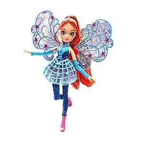 Giochi Preziosi Winx Magic Cosmix Fairy Bloom con alas holográficas
